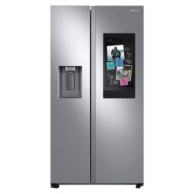 Samsung 26.7 cu. ft. Side-by-Side Refrigerator with Family Hub™