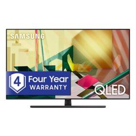 "Samsung 55"" Class Q7DT-Series 4K Ultra HD Smart QLED TV QN55Q7DTAFXZA (2020 Model)"