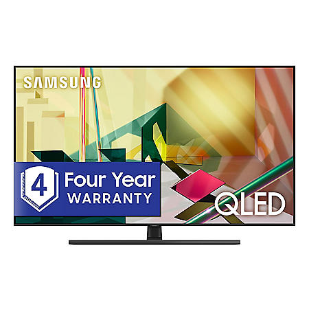 "SAMSUNG 65"" Class Q7-Series 4K Ultra HD Smart QLED TV QN65Q7DTAFXZA (2020 Model)"