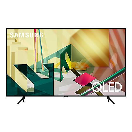 """SAMSUNG 82"""" Class Q7-Series 4K Ultra HD QLED Smart TV - QN82Q70TAFXZA"""