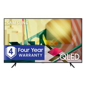 "Samsung 85"" Class Q7-Series 4K Ultra HD Smart QLED TV QN85Q7DTAFXZA (2020 Model)"