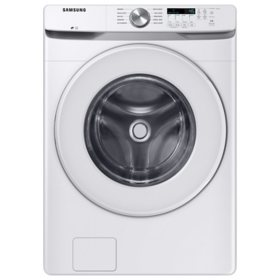 Samsung 4.5 cu ft. Front Load Washer with Vibration Reduction Technology+