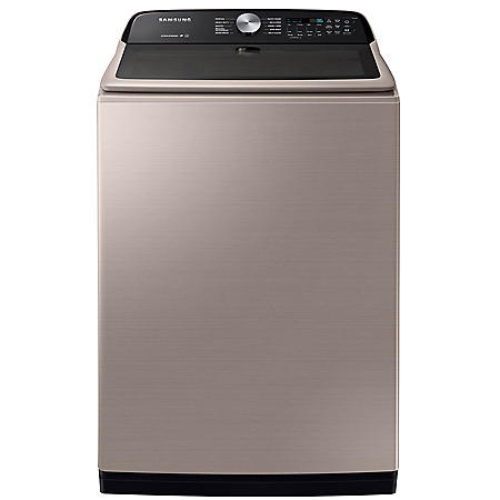 Samsung 5.0 cu. ft. Top Load Washer with Active WaterJet