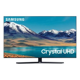 "Samsung 65"" Class TU850D-Series Crystal Ultra HD 4K Smart TV - UN65TU850DFXZA (2020 Model)"