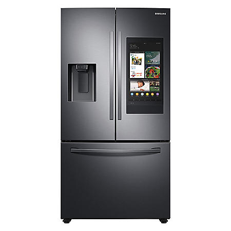 Samsung 26.5 cu. ft. Large Capacity 3-Door French Door Refrigerator with Family Hub™