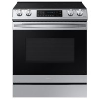 Samsung 6.3 cu. ft. Slide-in Electric Range with Air Fry