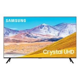 "Samsung 85"" Class TU800D-Series Crystal Ultra HD 4K Smart TV - UN85TU800DFXZA (2020 Model)"