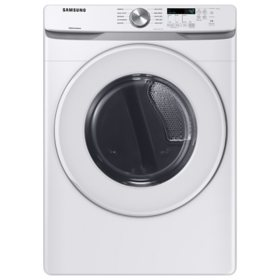 Samsung 7.5 cu. ft. Electric Front Load Dryer with Sensor Dry