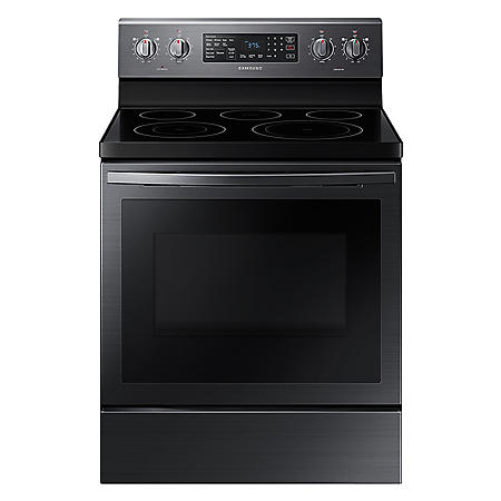 Samsung 5.9 cu. ft. Freestanding Electric Range with Air Fry and Convection