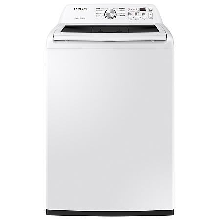 Samsung 4.5 cu. ft. Top Load Washer with Vibration Reduction Technology+