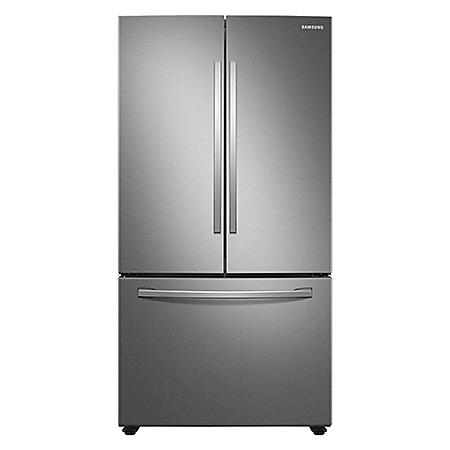 Samsung 28 cu. ft. Large Capacity French Door Refrigerator with AutoFill Water Pitcher