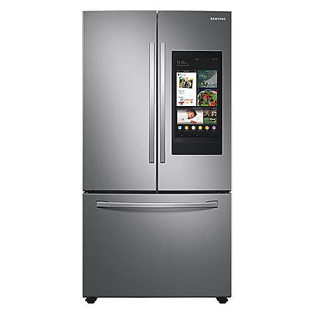 Samsung 28 cu. ft. French Door Refrigerator with Family Hub