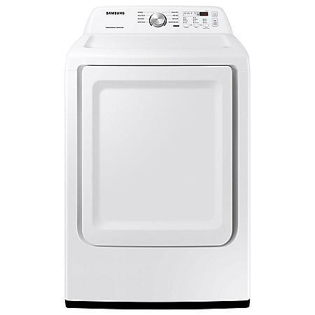 Samsung 7.2 cu. ft. Top Load Dryer