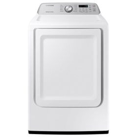 Samsung 7.4 cu. ft. Large Capacity Top Load Dryer with Sensor Dry
