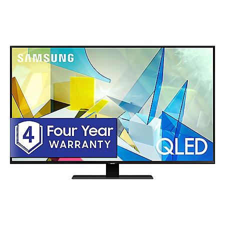 "SAMSUNG 50"" Class Q8DT-Series 4K QLED UHD Smart TV - QN50Q8DTAFXZA (2020 Model)"