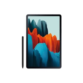 "Samsung Galaxy Tab S7+ 12.4"" 256GB with Wi-Fi (Choose Color)"