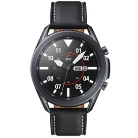 Samsung Galaxy Watch3 Bluetooth 45mm with Extra Band (Choose Color)