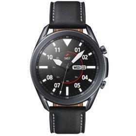 Samsung Galaxy Watch3 Bluetooth 45mm (Mystic Black) with Extra Band