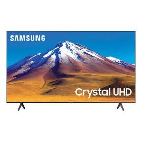 "SAMSUNG 70"" Class TU6980-Series Crystal UHD 4K Smart TV with HDR UN70TU6980FXZA"