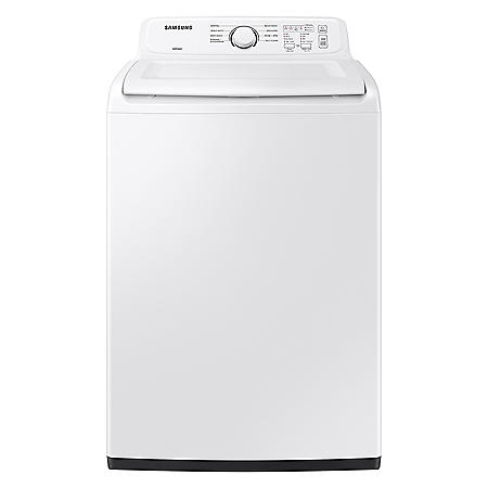 Samsung 4.0 cu. ft. Top Load Washer with ActiveWave Agitator