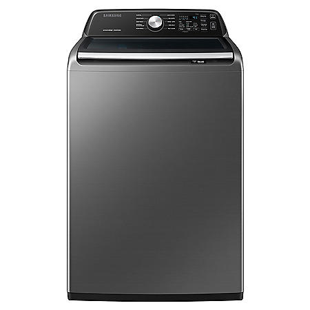Samsung 4.4 cu. ft. Top Load Washer with ActiveWave Agitator and Active WaterJet