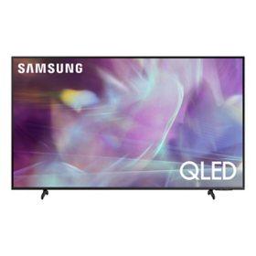 """SAMSUNG 50"""" Class Q6-Series 4K Ultra HD Smart QLED TV - QN50Q6DAAFXZA"""