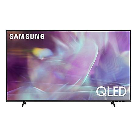 """SAMSUNG 60"""" Class Q6-Series 4K Ultra HD Smart QLED TV - QN60Q6DAAFXZA"""