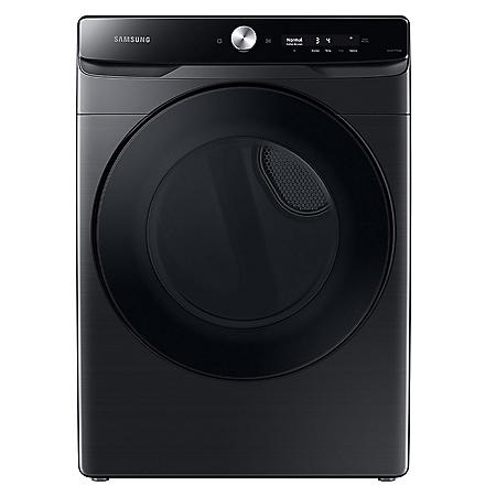 Samsung 7.5 cu. ft. Smart Dial Electric Dryer with Super Speed Dry