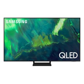 """SAMSUNG 85"""" Class Q7-Series 4K Ultra HD Smart QLED TV - QN85Q7DAAFXZA"""