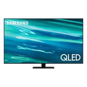 """SAMSUNG 65"""" Class Q8-Series 4K Ultra HD Smart QLED TV - QN65Q8DAAFXZA"""