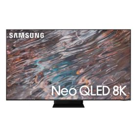 "SAMSUNG 85"" Class QN850-Series 8K Ultra HD Smart Neo QLED TV - QN85QN850AFXZA"