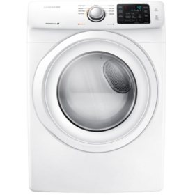 Samsung 7.5 cu. ft. Dryer with Sensor Dry