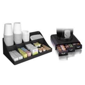 Mind Reader K-Cup Drawer and Breakroom Organizer