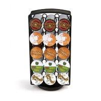 Mind Reader 30-Capacity K-Cups Coffee Pod Holders Carousel