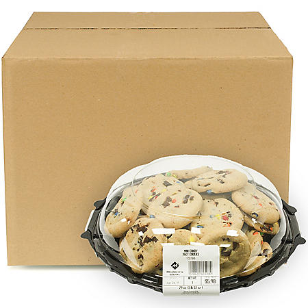 Member's Mark Mini Candy Cookie Dough, Bulk Wholesale Case (360 ct.)