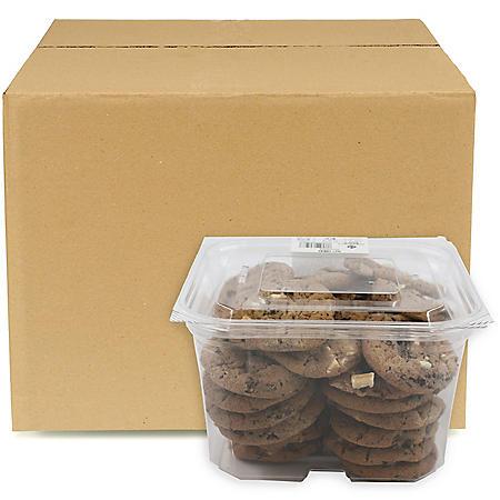 Mini Cookies and Creme Cookies, Bulk Wholesale Case (360 ct.)