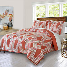 Softesse Lattice Mini Comforter Set (Assorted Sizes)