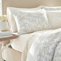 Martha Stewart Aura 3-Piece Comforter Set (Assorted Sizes)