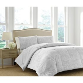 Martha Stewart Marin 3-Piece Comforter Set (Assorted Sizes)