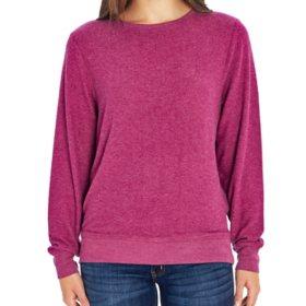 Wild Fox Ladies Crewneck Sweatshirt