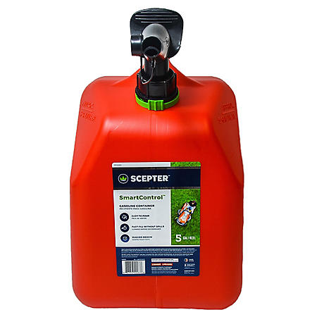Scepter Smart Control 5-Gallon Gas Can