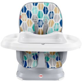 Fisher-Price SpaceSaver High Chair, Geometric
