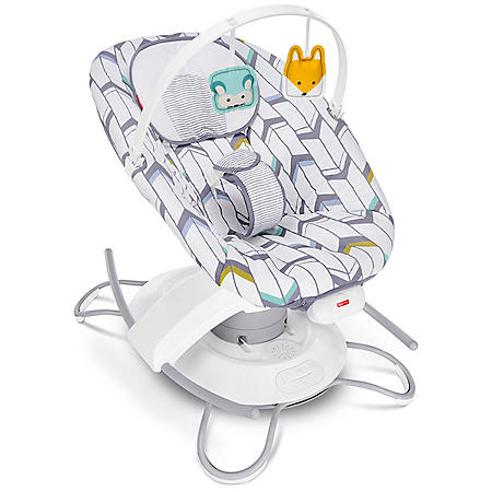 Fisher-Price 2-in-1 Soothe 'n Play Glider