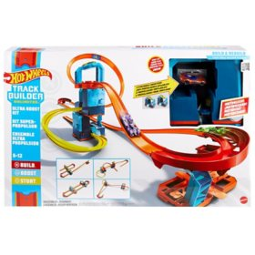 Hot Wheels Unlimited Ultra Boost Kit Track Set