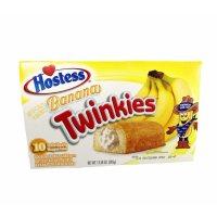 Hostess Banana Twinkies (1.36oz / 10pk)
