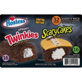 Hostess Halloween Variety Pack (32pk)