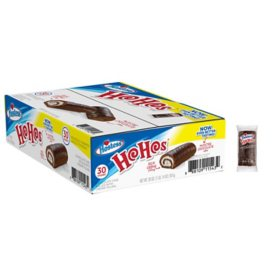 Hostess HoHos Snack Cakes (30 oz., 30 pk.)