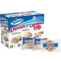 Hostess Danish and Cinnamon Rolls Variety Pack (72 oz., 18 pk.)