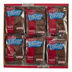 Dolly Madison Bakery Zinger Iced Devil's Food Cake (12 ct.)