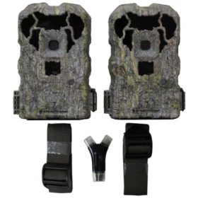 Stealth Cam XS16 2-Pack Game Trail Camera with SD Card Reader